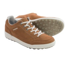 Lowa Palermo Suede Sneakers (For Men) in Tobacco - Closeouts