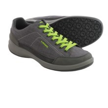 Lowa Pavo Casual Shoes (For Men) in Asphalt/Green - Closeouts