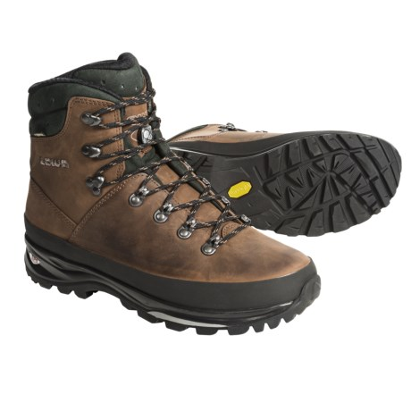 Lowa Ranger II Gore Tex(R) Hunting Boots Waterproof, Nubuck (For Men)