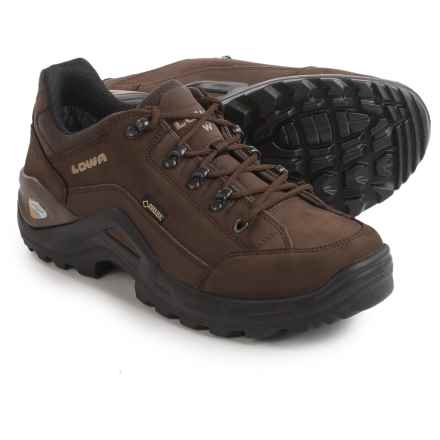 Lowa Renegade II Gore-Tex® Lo Hiking Shoes - Waterproof (For Men) in Espresso/Brown - Closeouts