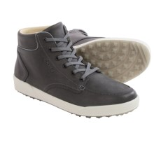 Lowa Richmond LL Qc Sneakers - Waxed Nubuck (For Men) in Anthracite/Grey - Closeouts