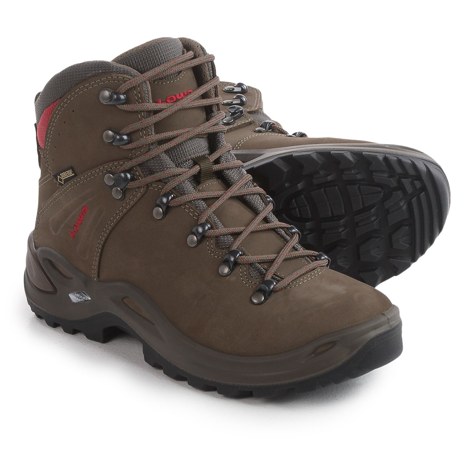 Lowa Ronan Gore-Tex® Mid Hiking Boots (For Women) - Save 65%