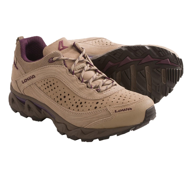 Lowa S Cloud Trail Shoes
