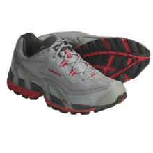 Lowa S-Cope Trail Running Shoes (For Women) in Light Grey/Red - Closeouts