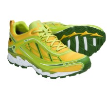 Lowa S-Crown Gore-Tex® Trail Running Shoes - Waterproof (For Men) in Yellow/Green - Closeouts