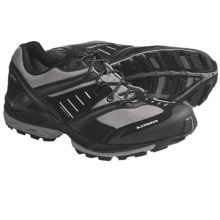 Lowa S-Cruise Gore-Tex® Trail Running Shoes - Waterproof (For Men) in Black/Grey - Closeouts