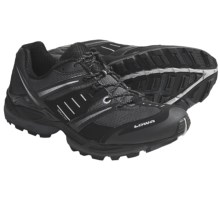 Lowa S-Cruise Mesh Trail Running Shoes (For Men) in Black/Silver - Closeouts