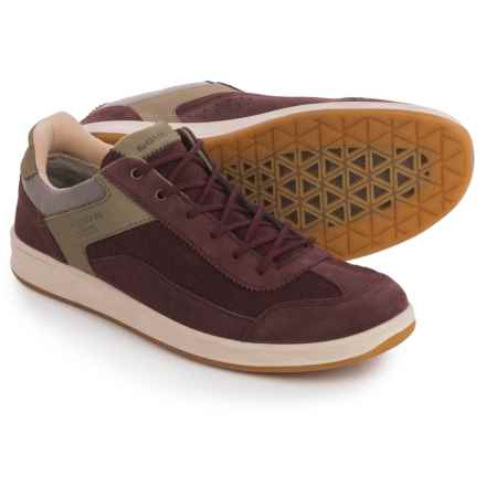 Lowa San Luis Gore-Tex® Surround Lo Shoes - Waterproof (For Women) in Bordeaux/Stone - Closeouts