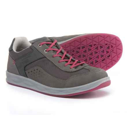 Lowa San Luis Gore-Tex® Surround Lo Shoes - Waterproof (For Women) in Gray/Berry - Closeouts