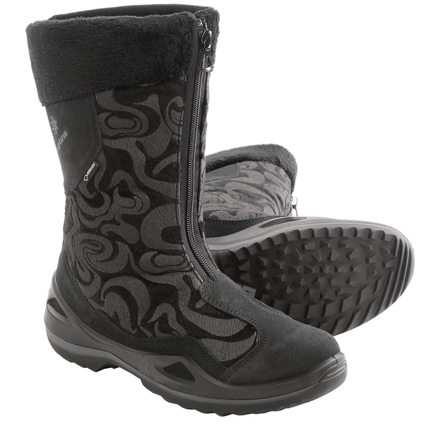 Lowa Solden Gore-Tex® Winter Boots - Waterproof, Insulated