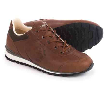 Lowa Tegernsee Shoes - Nubuck (For Women) in Brown - Closeouts