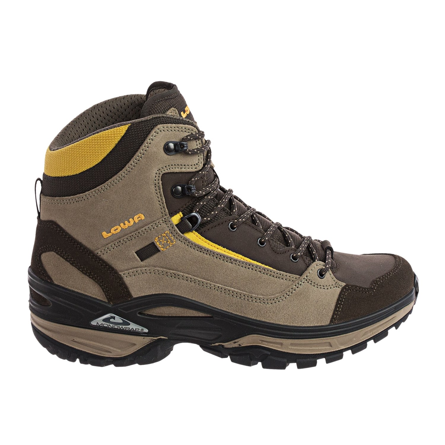 Lowa Tempest Mid Hiking Boots For Men 9821r Save 42