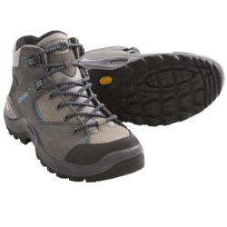 Lowa Tempest QC Hiking Boots - Quarter-Cut (For Women) in Dark Grey/Light Grey