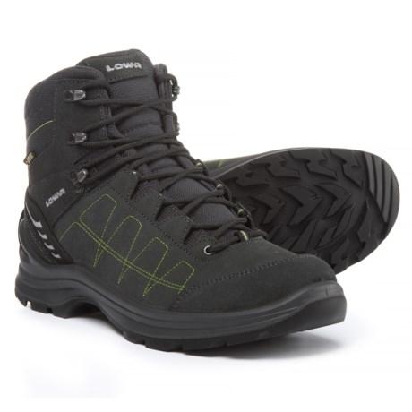 Lowa Tiago Gore-Tex(R) Mid Hiking Boots - Waterproof, Nubuck (For Men)