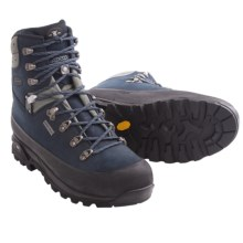 Lowa Tibet Pro Gore-Tex® Backpacking Boots - Waterproof (For Men) in Black/Graphite - Closeouts