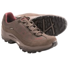 Lowa Toro Gore-Tex® XCR® Lo Trail Shoes - Waterproof (For Women) in Brown/Red - Closeouts