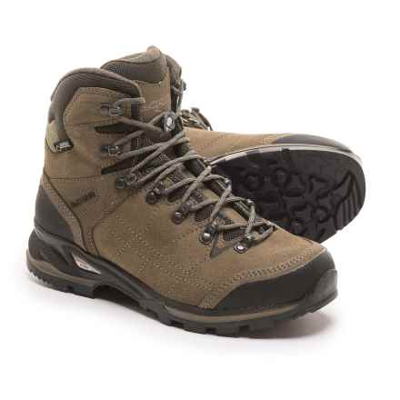 Lowa Vantage Gore-Tex® Mid Hiking Boots - Waterproof (For Women) in Beige/Brown - Closeouts