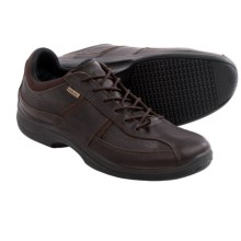 Lowa Yasper Gore-Tex® XCR® Lo Shoes - Waterproof (For Men) in Dark Brown - Closeouts