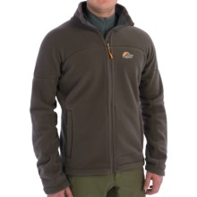 Lowe Alpine Aleutian 200 Fleece Jacket (For Men) in Wren - Closeouts