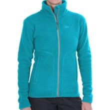 Lowe Alpine Aleutian® 200 Fleece Jacket (For Women) in Dark Peacock - Closeouts