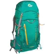 Lowe Alpine Alpamayo ND 55:75 Backpack (For Women) in Persian/Amber - Closeouts