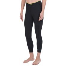 Lowe Alpine Atomic Leggings (For Women) in Black/Cider - Closeouts