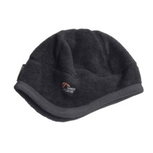 Lowe Alpine Attu Polartec® Beanie Hat (For Men and Women) in Dark Grey - Closeouts