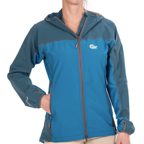 photo of a Lowe Alpine outdoor clothing product