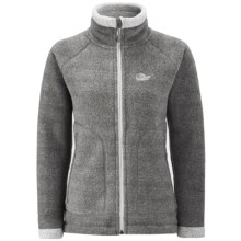 Lowe Alpine Canyonlands Fleece Jacket (For Women) in Oatmeal - Closeouts