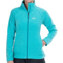 Lowe Alpine Distant Haze Fleece Jacket (For Women) in Dark Peacock - Closeouts