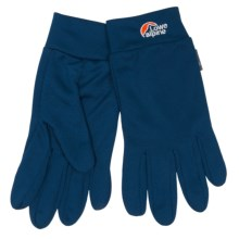 Lowe Alpine DRYflo® Base Layer Gloves (For Men) in Ink - Closeouts
