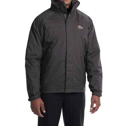 Lowe Alpine Far Horizon Jacket - Waterproof, 3-in-1 (For Men) in Black - Closeouts