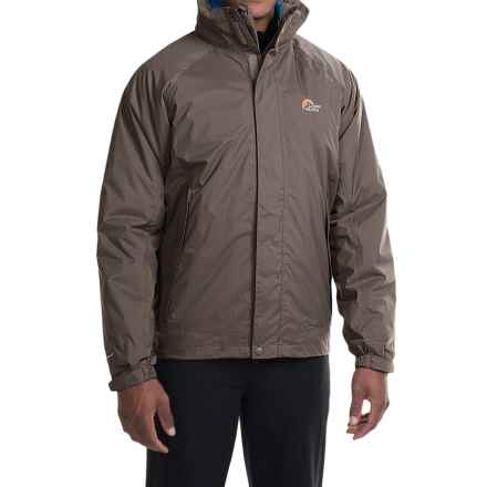 Lowe Alpine Far Horizon Jacket - Waterproof, 3-in-1 (For Men) in Sage/Mallard/Ash - Closeouts