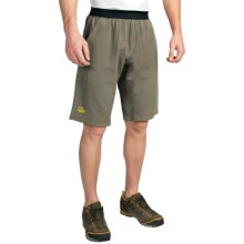 Lowe Alpine Font Shorts (For Men) in Sage - Closeouts