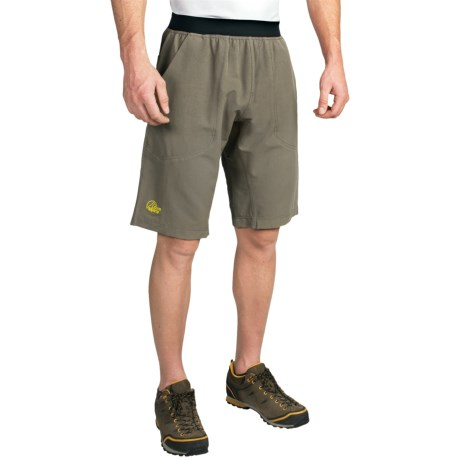 Lowe Alpine Font Shorts (For Men)