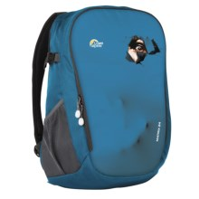 Lowe Alpine Grid 24 Daypack - Fun Series in Eye/Dark Aqua - Closeouts