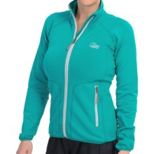 Lowe Alpine Halcyon Jacket - Fleece (For Women) in Persian - Closeouts