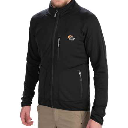 Lowe Alpine Halcyon Jacket (For Men) in Black - Closeouts