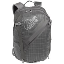 Lowe Alpine Helix 27L Backpack in Zinc Check/Zinc - Closeouts