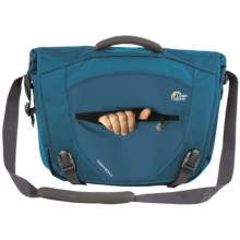 Lowe Alpine High Ball Messenger Bag in Escape/Dark Aqua - Closeouts