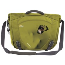 Lowe Alpine High Ball Messenger Bag in Eye/Dark Pear - Closeouts