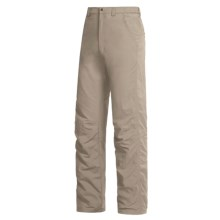 Lowe Alpine Infinity Pants (For Men) in Light Taupe - Closeouts