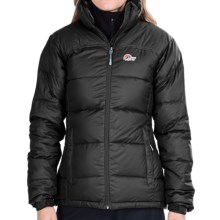 Lowe Alpine Lhasa Down Jacket - 650 Fill Power (For Women) in Black - Closeouts