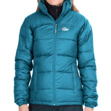 Lowe Alpine Lhasa Down Jacket - 650 Fill Power (For Women) in Bluejay - Closeouts