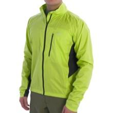 Lowe Alpine Lithium Pertex® Jacket (For Men) in Cider/Black - Closeouts
