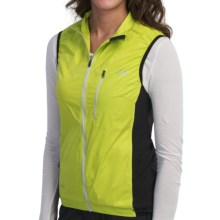 Lowe Alpine Lithium Pertex® Vest (For Women) in Cider/Black/Black - Closeouts