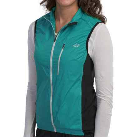 Lowe Alpine Lithium Pertex® Vest (For Women) in Persian/Black/Black - Closeouts