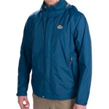 Lowe Alpine Lone Pine Jacket - Waterproof (For Men) in Ink - Closeouts