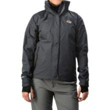 Lowe Alpine Lone Pine Jacket - Waterproof (For Women) in Black - Closeouts