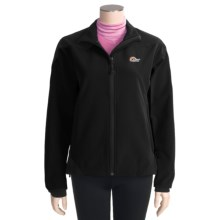 Lowe Alpine Lynx Jacket - Soft Shell (For Women) in Black/Black - Closeouts
